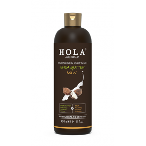 HOLA Moisturising Body Wash 100ml