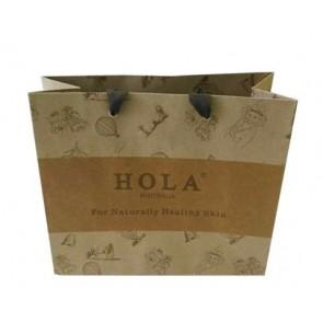 Фирменный крафт-пакет Хола